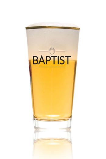 Baptist Saison vaso