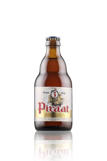 Piraat THop botella 33