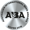 csm AIBA 2018 SILVER MEDAL 25mm RGB b3517e5b73