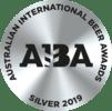 csm AIBA 2019 SILVER MEDAL 25mm RGB 753699e63d