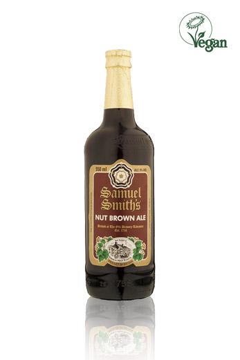 Samuel Smith Nut Brown 35