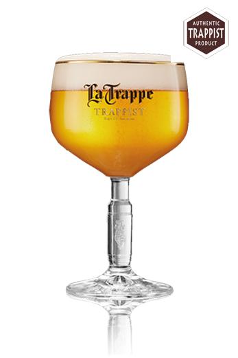 La Trappe Blond copa