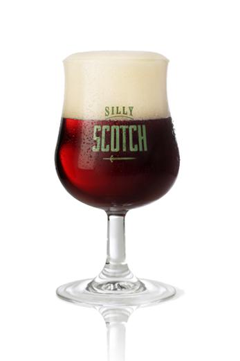 Scotch silly Chardonnay copa