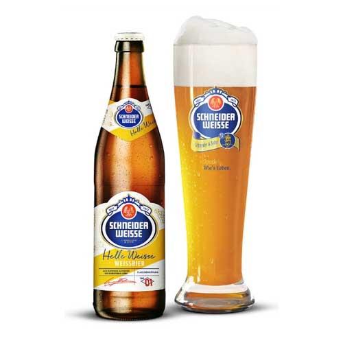 Cerveja Tap 01 Meine Helle Weisse