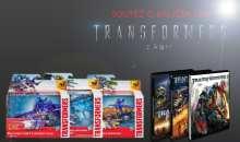 Soutěž o naditý balíček cen k filmu Transformers: Zánik