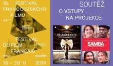 Soutěž o 2x dvě vstupenky na Festival francouzského filmu