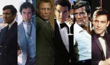 Kultovní James Bond: Kdo je nejlepším představitelem?
