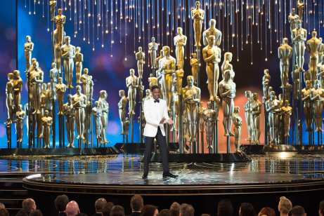 Chris Rock hosts the live ABC Telecast of The 88th Oscars® at the Dolby® Theatre in Hollywood, CA on Sunday, February 28, 2016.