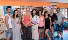 Na letním soustředění Hejbejte se a zpívejte s Hankou Kynychovou se sešly VIP osobnosti s dětmi z dětských domovů
