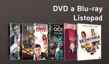 Listopadové DVD a Blu-ray Bontonfilm novinky nás zahrnou hrami s penězi, noži, fiktivními přítelkyněmi, učitelkami i nadpřirozenými jevy
