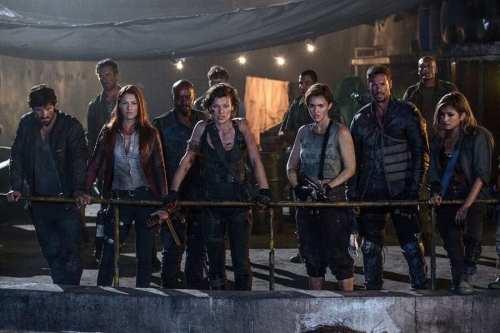 Resident Evil: Poslední kapitola (2016)