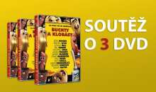 Mládeži nepřístupná soutěž o 3 DVD s animákem Buchty a klobásy