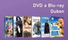 Pohádkové, dobrodružné i napínavé dubnové DVD, Blu-ray a UHD Bontonfilm novinky