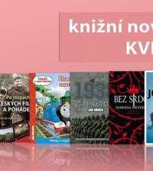 Tucet knižních květnových novinky od Albatros Media plných rad, dobrodružství, magie i historie