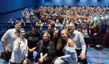YouTubeři Pedro, Shopaholic Nicol, Kovy, Gabrielle Hecl a A Cup of Style se vydali na turné s filmem Nejsledovanější