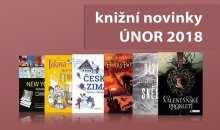 Únor 2018 přinese hromadu knižních novinek od Albatros Media