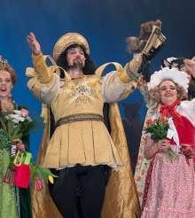 Muzikálová show Shrek má za sebou pražskou premiéru a míří do dalších měst