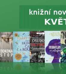 Albatros Media si pro nás na květen připravilo knihy plné osudových, napínavých i romantických příběhů