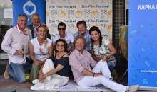 58. Zlín Film Festival ocenil vítězné filmy, odhalil hvězdy na chodníku slávy a dokonce se beželo pro dobrou věc