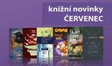 Tucet prázdninových knižních novinek Albatros Media plných chutí, cizích jazyků, lásky i houbaření