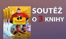 Superhrdinská soutěž o tři knihy Úžasňákovi 2 – Příběh podle filmu
