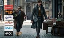 Předpremiéry filmu Fantastická zvířata: Grindelwaldovy zločiny v Premiere Cinemas, Cinema City, CineStar, GAC, IMAX, VIP a 4DX