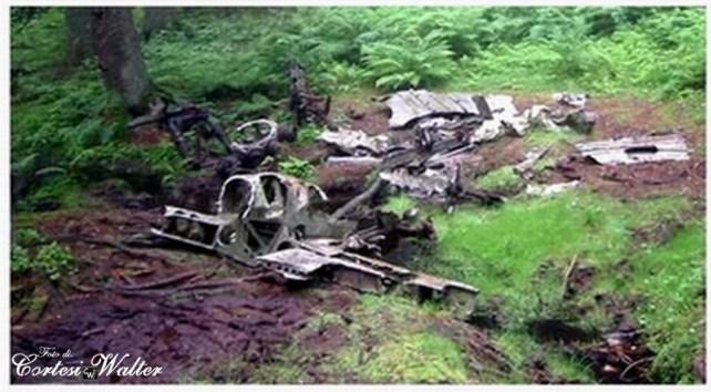aereo ritrovato