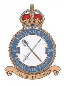 stemma 260 squadron