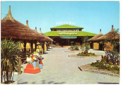 la vecchia baviera green park cervia
