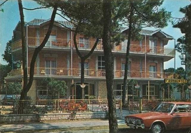 Hotel Castagnoli - Terza Traversa, Fam. Castagnoli