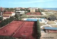 Canalino milano marittima e campi da tennis hotel baya strand
