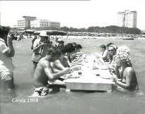 Pranzo in mare a milano marittima di silvano collina