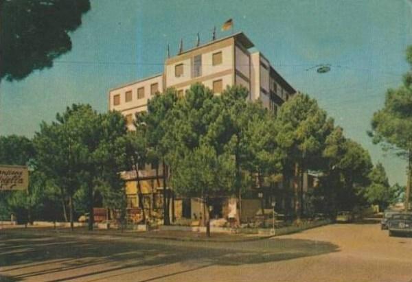 Hotel Christian - Undicesima Traversa, Fam. Bonci (oggi condominio)