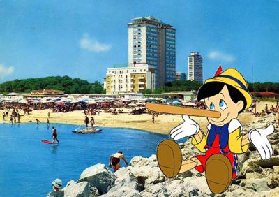 Pinocchio a Milano Marittima - Il blog di Cervia e Milano ...