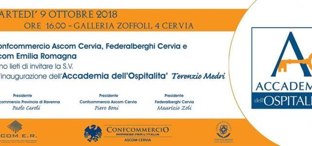 accademia dell'ospitalità Terenzio Medri Cervia