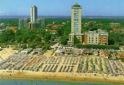Milano Marittima on the virus