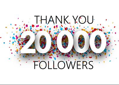 20.000 grazie