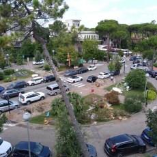 Piazzale Genova, prima e dopo