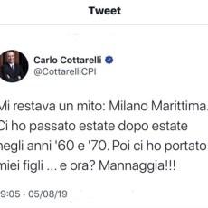 Milano Marittima, mannaggia!