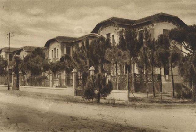 Ville Sgarbi, vecchio stile