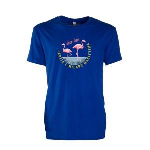 T-shirt bimbi - fenicotteri