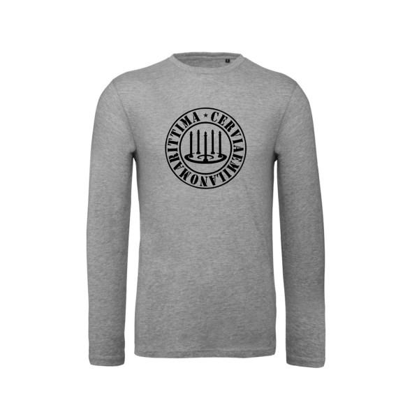 T-Shirt Maniche Lunghe Uomo - CeMM