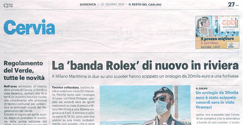 rolex band in mi.ma brand
