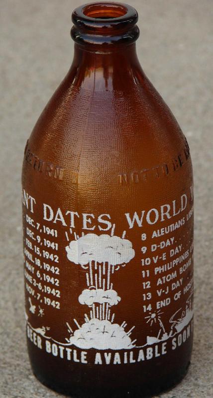 Nuovo reperto: Ball Mason beer