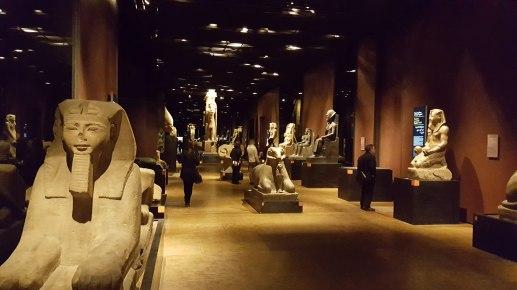Museo Egizio - Galleria dei Re