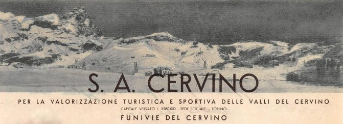 Carta intestata Cervino