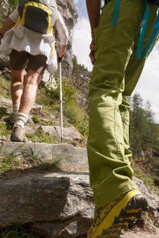 Sentiero della Gran Balconata del Cervino