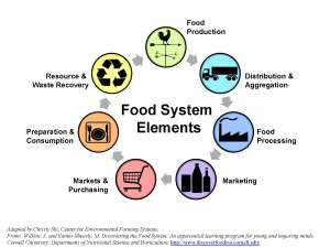 Local Food System Supply Chain | NC State Extension