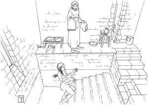 il·lustració_històrica_miqvé_Espai Besalú