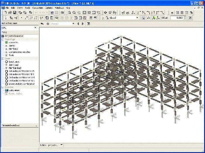 2d Structural Frame Analysis Software   oceanfur23 com